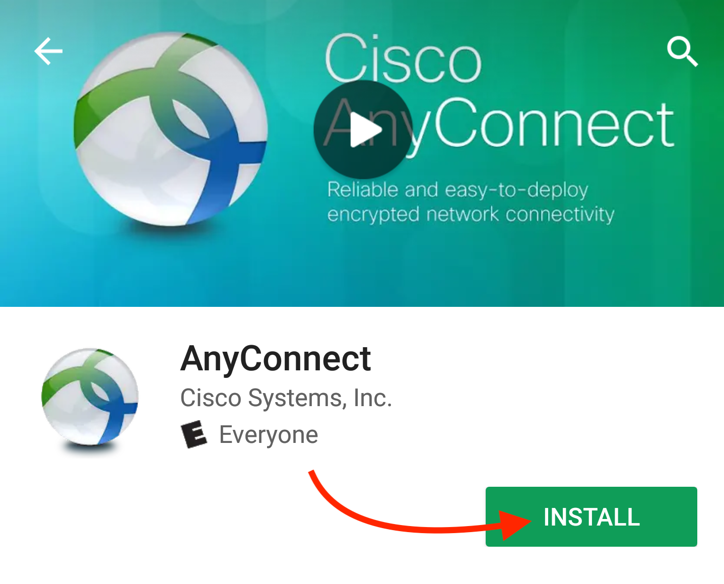 Install the Cisco AnyConnect VPN client – ETS Knowledge Base
