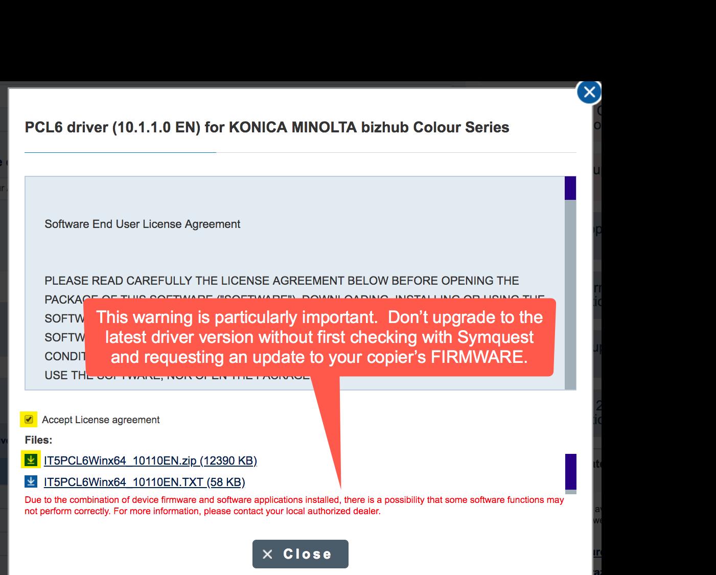 Konica Minolta Copiers – ETS Knowledge Base