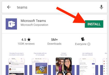Microsoft Teams – ETS Knowledge Base