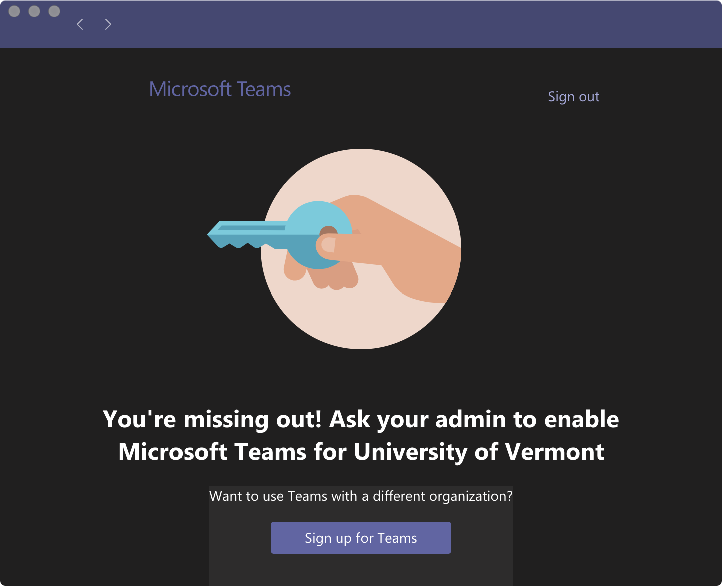 Microsoft Teams – ETS Knowledge Base