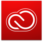 Picture of the Adobe Creative Cloud icon.