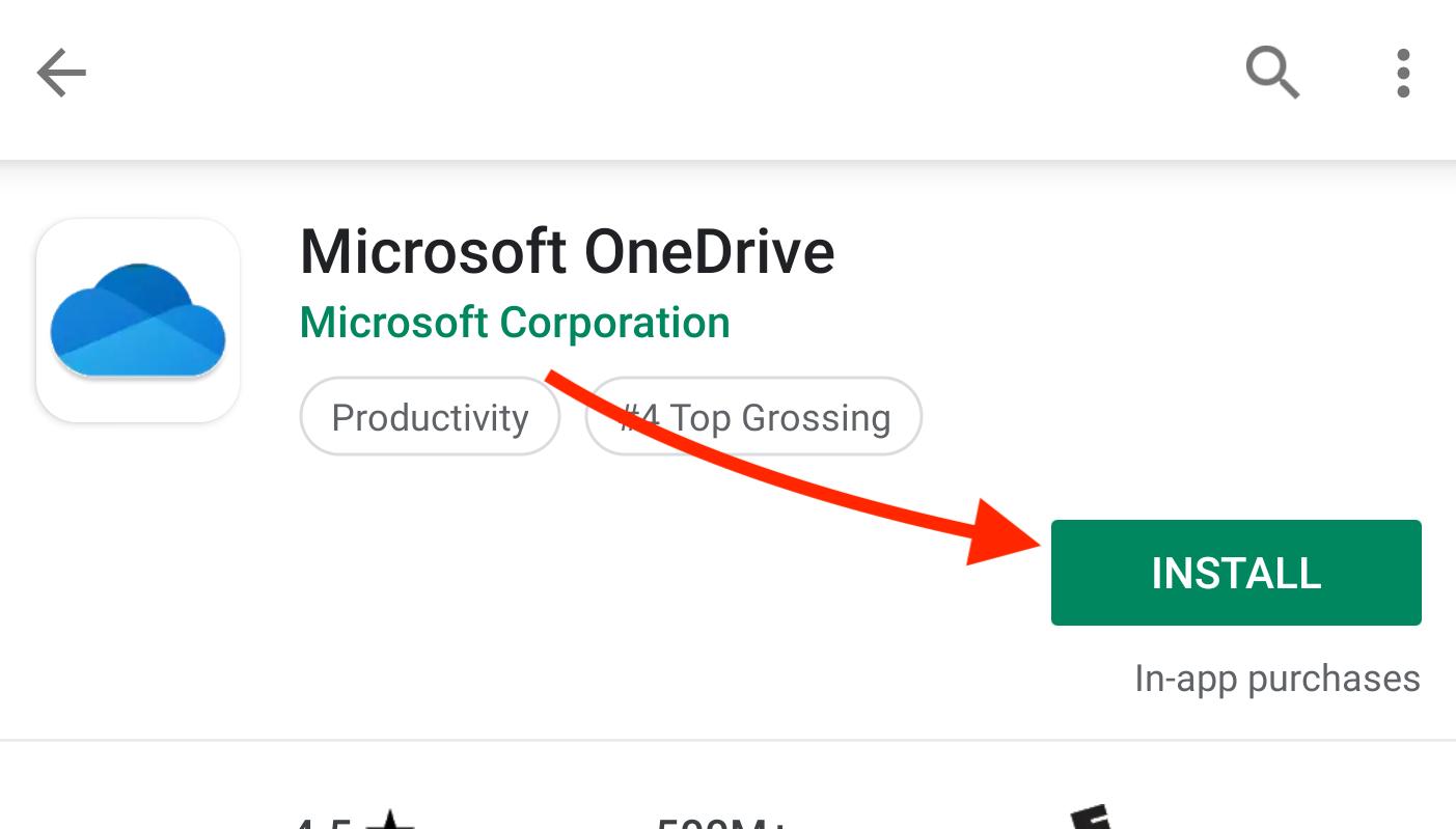 Microsoft OneDrive – ETS Knowledge Base